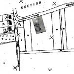 Location of resistivity survey